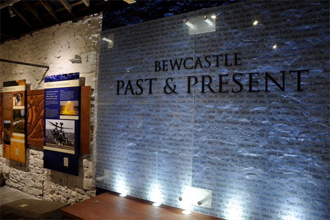 museum main wall